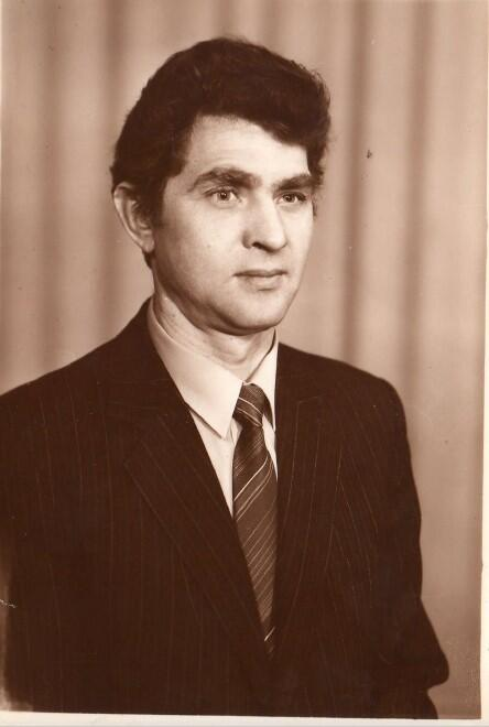 сын А. Шаля