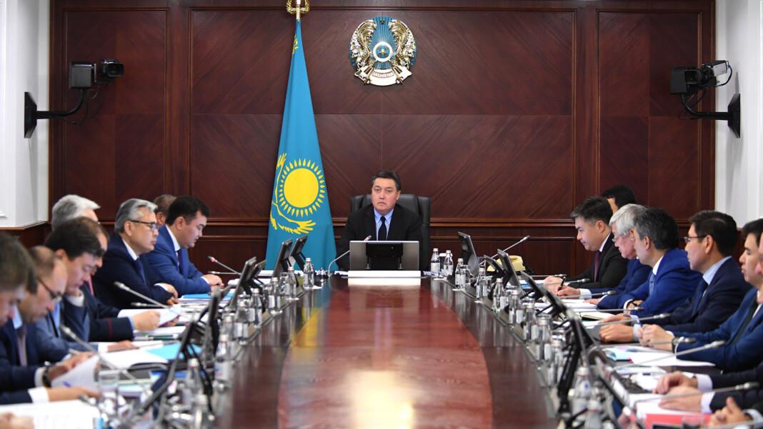Правительство Казахстана отчиталось по ситуации в Арыси — OTYRAR