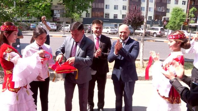 Новое региональное отделение АТФБанка открыто в Шымкенте