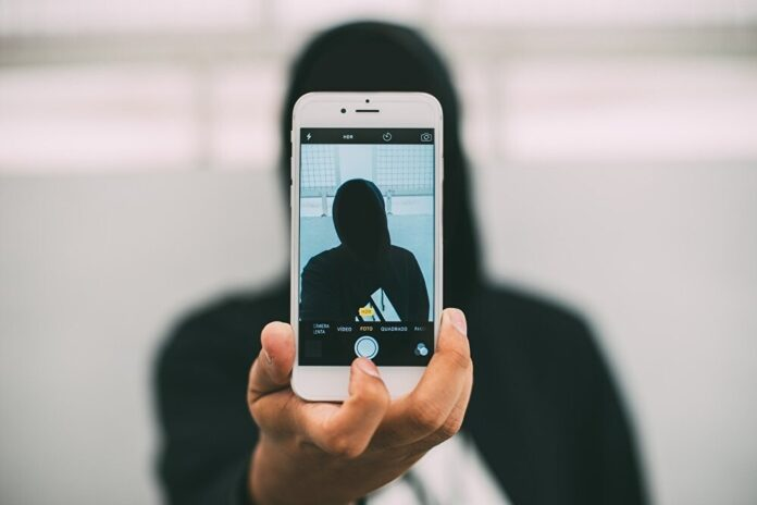 Аноним. Интернет-мошенник