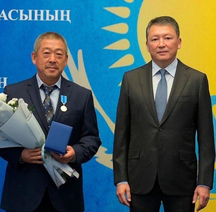 Кулибаев