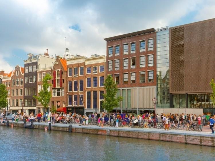 Дом Анны Франк, Амстердам