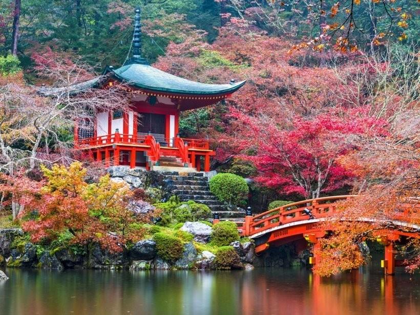 религиозные постройки в Японии