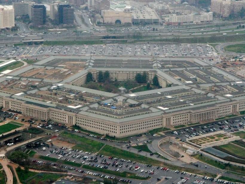 Пентагон, США