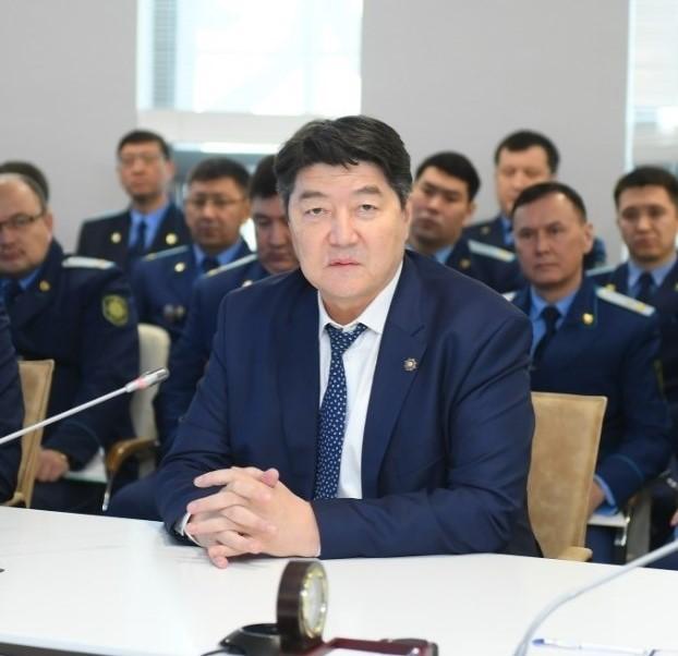 прокурор Туркестанской области