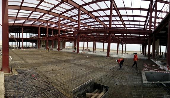 Строительство международного аэропорта в Туркестане