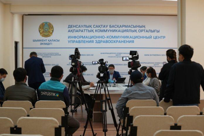заместитель акима Шымкента Ербол Садыр