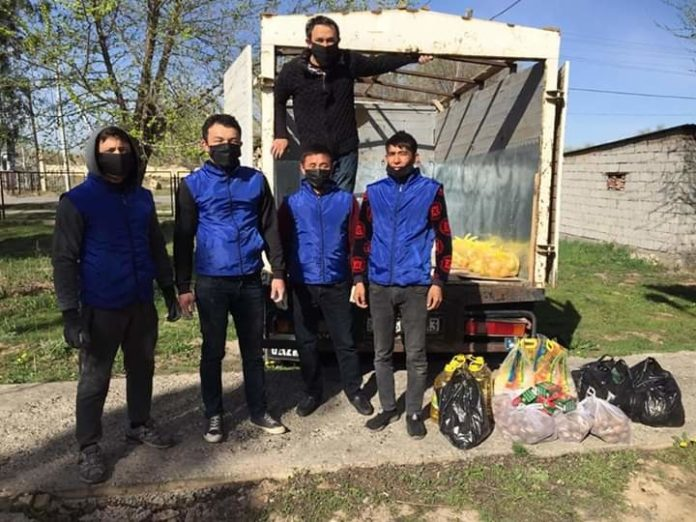 В Туркестане набирает обороты челлендж