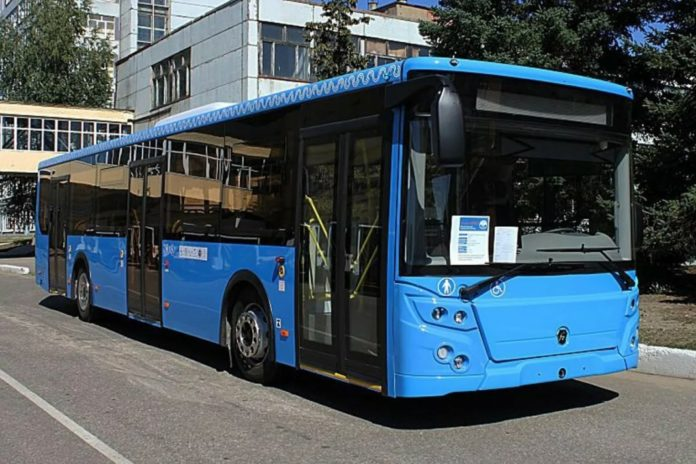 автобусы в России