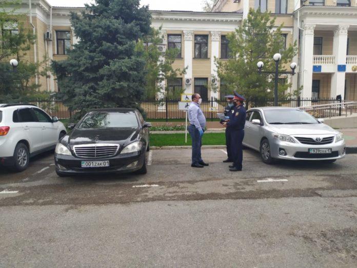 Административный протокол составлен на адвоката Закира Асадова