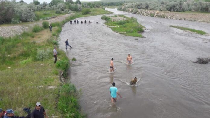 поиск река