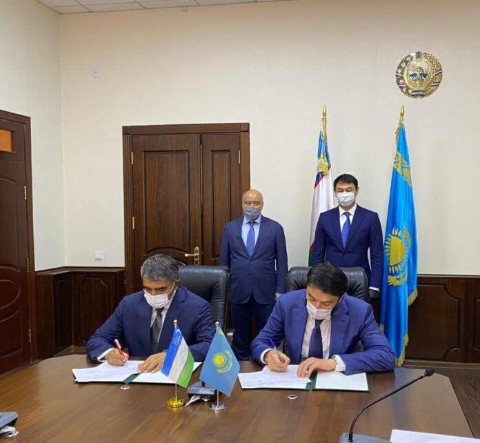 Казахстан и Узбекистан заключили документ, регулирующий ряд вопросов в водной сфере