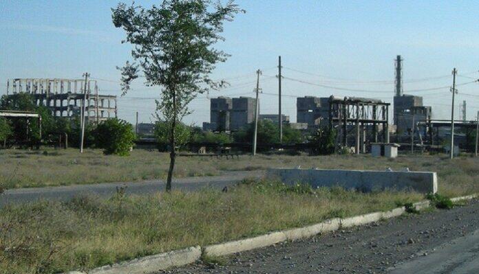 Фосфорный завод