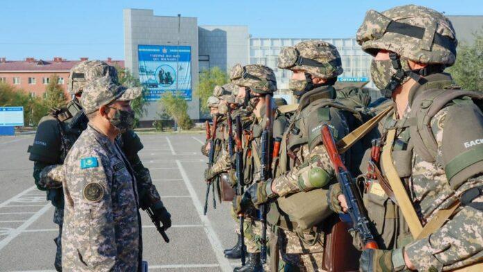военный гарнизон