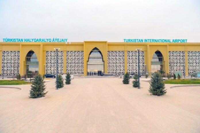 Туркестан, аэропорт