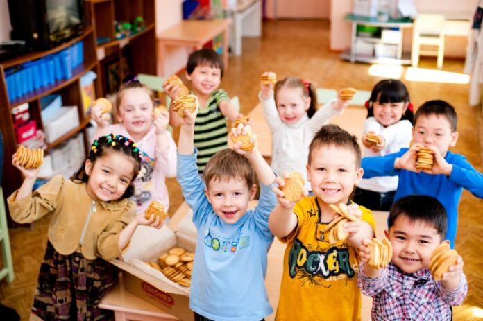 дети Казахстана