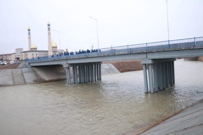 мост Келес