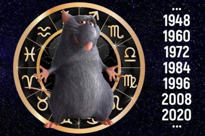 2020 високосный год Мыши Крысы