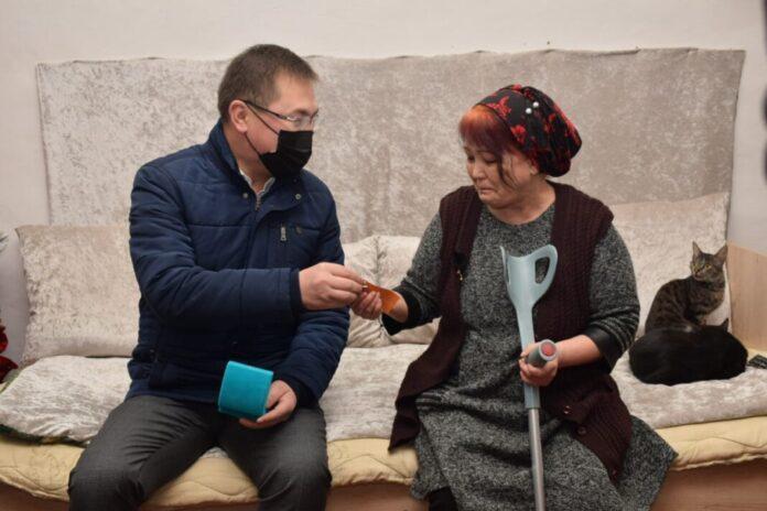 В Туркестане отметили новоселье 420 семей