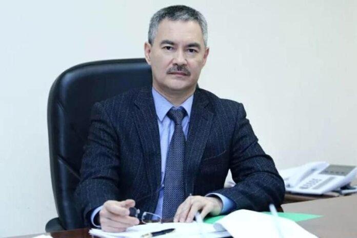 Серик Жамекович Оспанов