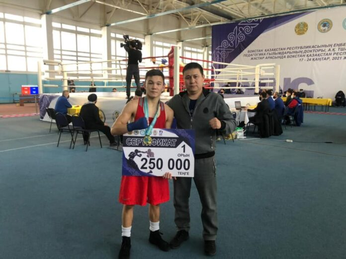 Чемпионата страны по боксу среди молодежи