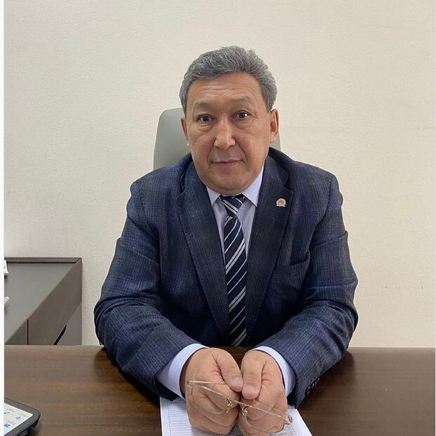 Булатбеков Боранбай