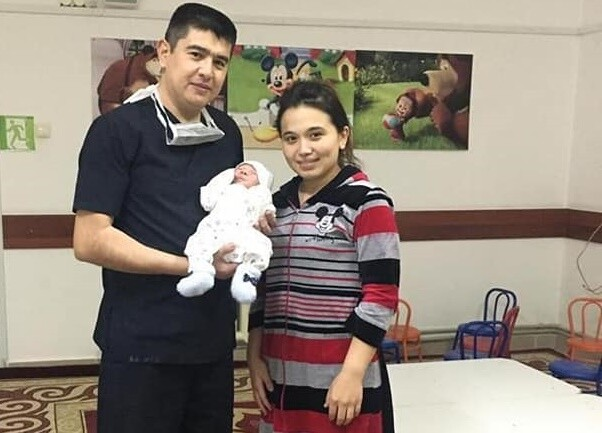 операция новорождённому