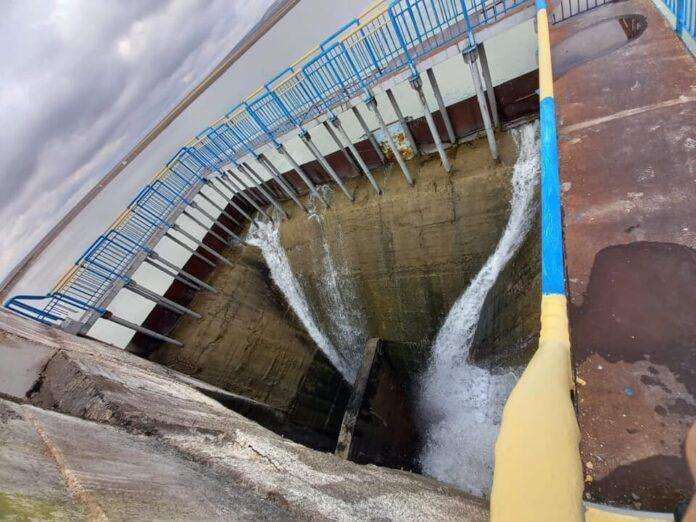 Капшагайское водохранилище