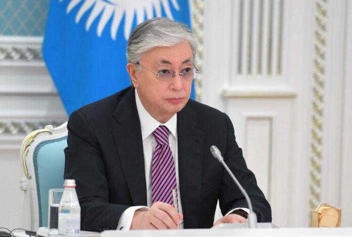 Касым-Жомарт Токаев. Фото: Акорда