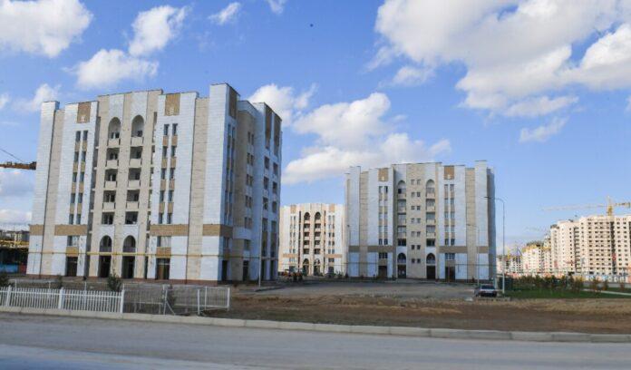 Туркестан жилье