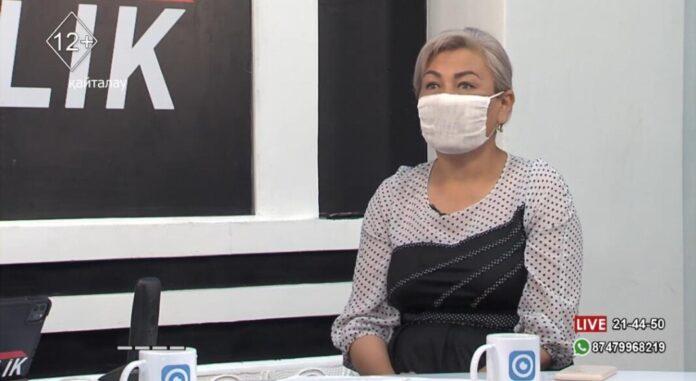 Мадина Ермаханбетова