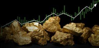 Как заработать на акциях золотодобывающей компании?