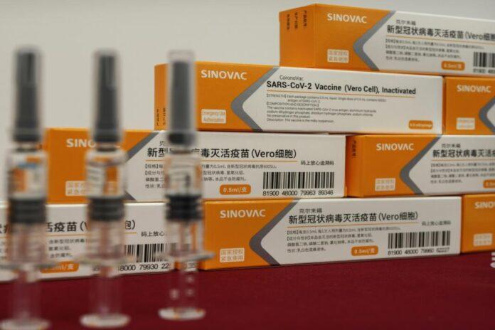 вакцина «CoronaVac»