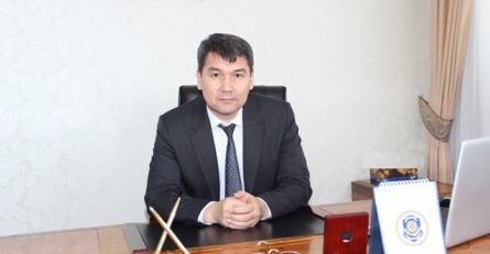 руководитель Департамента Агентства РК по противодействию коррупции по г.Шымкент